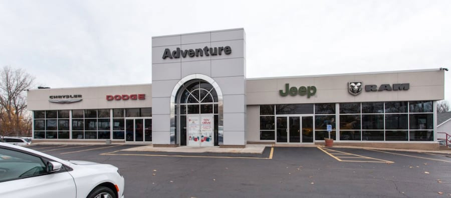 Why Buy From Adventure Chrysler Jeep Dodge Ram Car